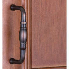 Bronze Cabinet Pulls Decorative Hardware Kitchen Bathroom Drawers Door 10 Pack
