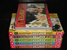 WILD ADAPTER  Vol.1-6 Books Graphic Novel Manga Comic Lot