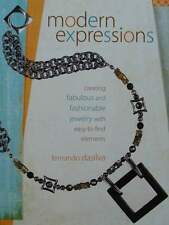 LIVRE/BOOK : BIJOUX A FAIRE SOI MEME (create your own jewellery,bracelet ....