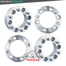"(4) 2"" Wheel Spacers Adapters 6x5.5 
