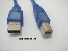 PRINTER USB DATA CABLE FOR Epson Stylus Photo 1500W A3+ Colour Inkjet Printer