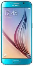 Samsung Galaxy S6 32GB Verizon Unlocked 4G LTE Octa-Core 16MP Smartphone - Blue
