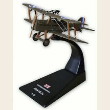 SE.5a -1918 British Fighter Aircraft WWI Military Model Diecast 1/72 No 21