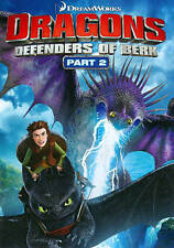 Dragons: Defenders of Berk, Part 2 (DVD, 2014, 2-Disc Set) NEW