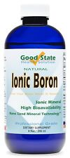 Liquid Ionic Minerals Boron (96 Days At 5mg.)