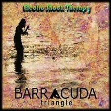 BARRACUDA TRIANGLE -  Electric Shock Therapy SEALED 2014 FLOWER KINGS PROJECT