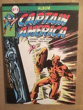 CAPTAIN AMERICA (Artima) - Album 5 : T26 et T27