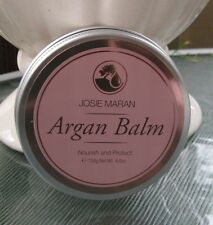 JOSIE MARAN ARGAN BALM 4.6 OZ. GREAT FOR DRY SKIN UNSCENTED FRESH