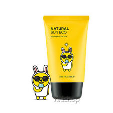 [THE FACE SHOP] KAKAO FRIENDS Natural Sun Eco Photogenic Sun Blur 45ml rinishop