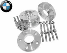 4Pc BMW 3 Series 17mm Thick HUB CENTRIC Wheel Spacers W/ Bolts 328i 330i 335i M3