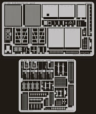 EDUARD 1/35 PE INTERIOR DETAIL SET for TAMIYA M26 DRAGON WAGON 35230 35244