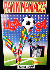 Panini Original Sticker Album, USA 94 1994, 100% Complete, Near Excellent Con.