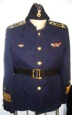 Original russische Uniform Marine Jacke Schiffchen Kapitan  UdSSR