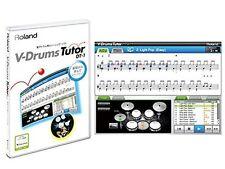 Roland DT-1: V-Drums Tutor