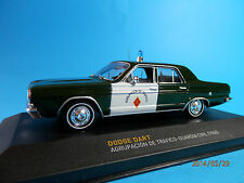Dodge Dart Trafico Guardia Civil 1968 1:43 Altaya