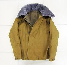 Genuine Russian Soviet Army Winter Uniform Jacket for Tankman Afghanka. New!