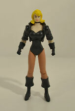 "2008 Black Canary 4"" Mattel Action Figure DC Universe Infinite Heroes Crisis"