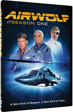 Airwolf: Season One DVD