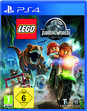 PS4 Spiel LEGO Jurassic World NEU&OVP Playstation 4