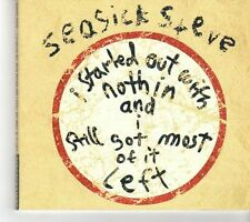 (FK145) Seasick Steve, Started Out With Nothin' ... - 2008 CD