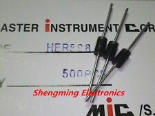 50pcs HER508 5A 1000V DO-27 diode