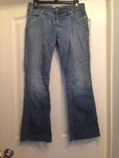 PAPER DENIM & CLOTH Blue Straight Leg Jeans Size 29