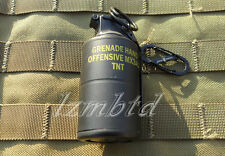 LIG039 Dummy MK3A2 Hand Grenade shape lighter Windproof lighter Keychain (MX3A2)