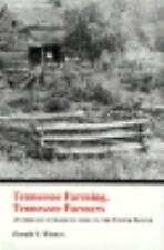 Tennessee Farming, Tennessee Farmers: Antebellum Agriculture in the Upper South