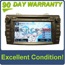 09 10 HYUNDAI Sonata Navigation GPS Infinity Radio MP3 CD Player 96560-0A650