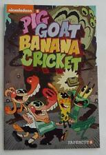 New  SDCC 2015  EXCLUSIVE  Pig Goat Banana Cricket  ASHCAN    Nickelodeon