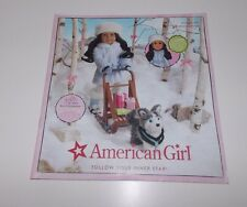 American Girl Catalog November 2010 Meet Lanie and More