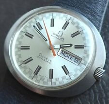 1960-70er OMEGA Geneve Dynamic Automatic Day+ Date Cal.752   +++ TRAUMUHR +++