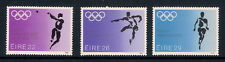 Ireland Eire stamps - 1984 Olympic Games Los Angeles, SG592/594, MNH
