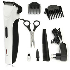 Pro Men's Electric Rechargeable Shaver Beard Trimmer Razor Hair Clipper Grooming