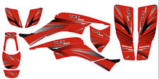Decal sticker kit en mx vinyl fits honda TRX400EX 400 ex 1999-2007 (non oem)