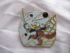 Disney Trading Pins 83697 Disney Pirates Mystery Box Set - Donald as Will Turner