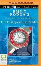Raven Hill Mysteries: The Disappearing TV Star 3 by Emily Rodda (2015, MP3...