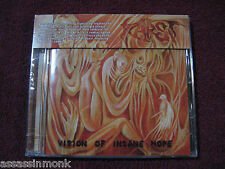 KARST Vision Of Insane Hope CD Damad Kylesa Baroness Initial State crust