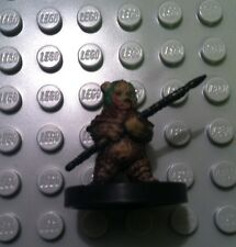 STAR WARS MINIATURES REBEL EWOK COMMMON STORM 45/60 MINIFIG COMBINE S/H