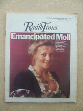 Radio Times/1975/Julia Foster/Daniel Defoe/Robin Hood on tv and film/Eddie Boyd/