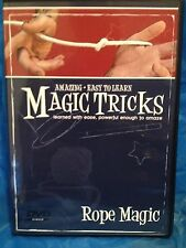 Amazing Easy to Learn Magic Tricks:  Rope Magic Tricks - From Beginner to Pro!