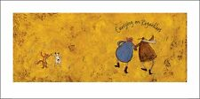 Sam Toft (continuare a prescindere II) Cat No: ppr41137 ART PRINT 50 x 100 cm