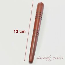 Reflexology Wooden Thai Foot Massage Tool Stick Therapy Relax Press Point 13 cm