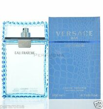 Eau Fraiche by Versace Eau De Toilette 6.7 OZ  for Men NEW