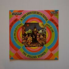 """ROLLING STONES - 2000 light years from home - 1967 MEXICO 7"""" EP 4-TRACKS"""