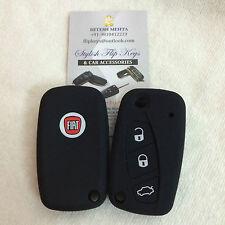 FIAT LINEA / PUNTO Flip Key Silicone Cover