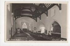 Penn Church Buckinghamshire Vintage RP Postcard Roberts 756a