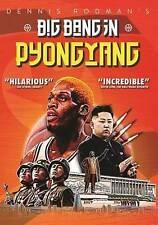 Dennis Rodmans Big Bang in Pyongyang (DVD, 2015)