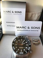 Marc & Sons MSD-020 Professional 1000m Diver's Watch