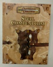 Dungeons and Dragons Dungeon Spell Compendium  v. 3.0 / 3.5 HC